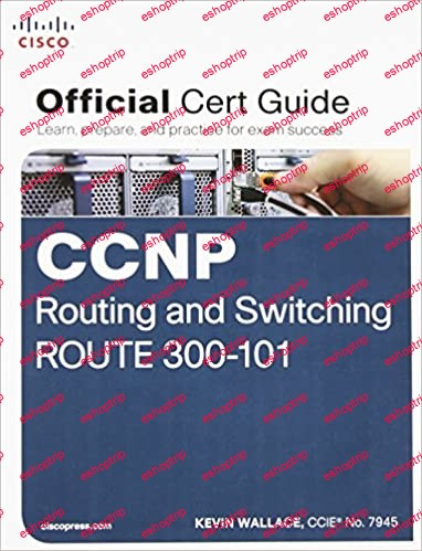 CBT Nuggets Cisco CCNP Routing and Switching 300 101 Route