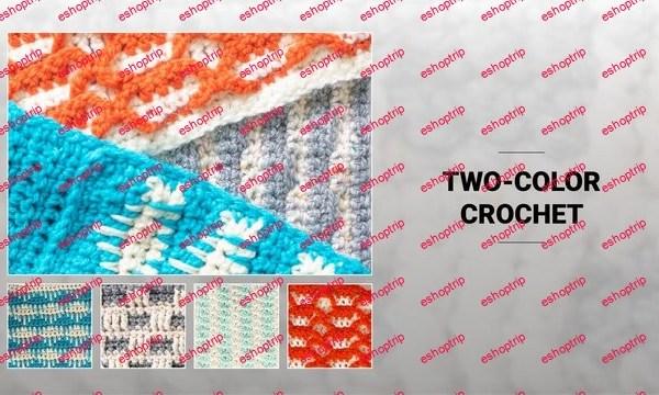 Craftsy Two Color Crochet