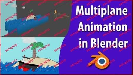 Multiplane Animation in Blender