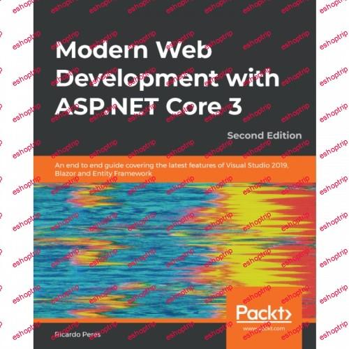 Packt Modern Web Development With Blazor and Dotnet Core 5