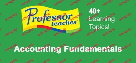 Professor Teaches Accounting Fundamentals 1.1