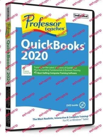 Professor Teaches QuickBooks 2020 v1.0