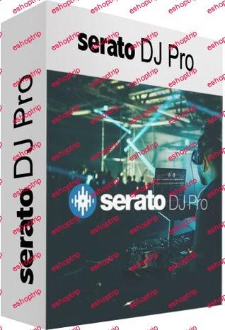 Serato DJ Pro 2.5.6 Build 1001 Multilingual