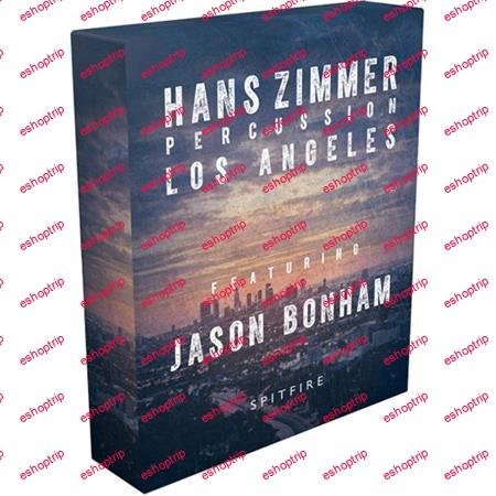 Spitfire Audio HZ02 Hans Zimmer Percussion Los Angeles