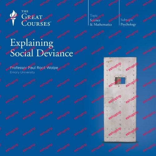 TTC Audio Explaining Social Deviance