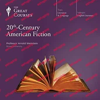 TTC Audio Twentieth Century American Fiction