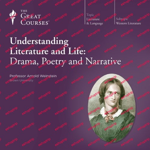 TTC Audio Understanding Literature and Life Drama Poetry and Narrative