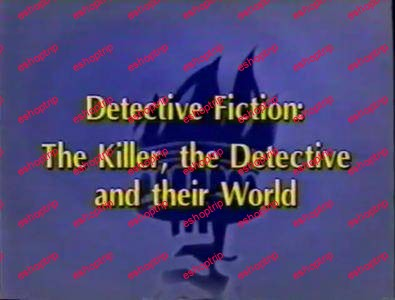 TTC Video Detective Fiction The Killer the Detective and their World