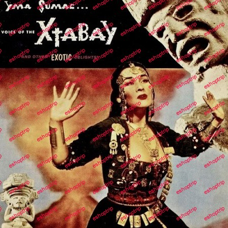 Yma Sumac Voice Of The Xtabay...And Other EXOTIC Delights 2018