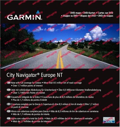 City Navigator Russia NTU 2022.10 Here All Maps