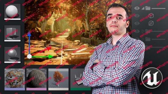 Domestika Introduction to Unreal Engine 4 for Scene Design