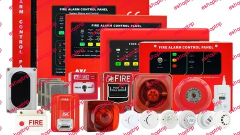 Fire Alarm system comprehensive course First level