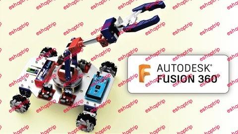 Fusion 360 Robot Design