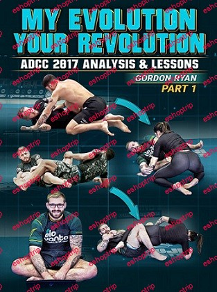 Gordon Ryan My Evolution Your Evolution ADCC 2017 Analysis