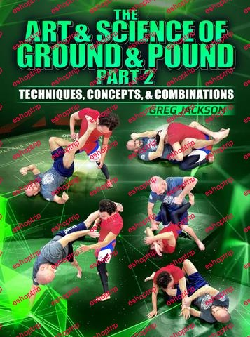 Greg Jackson The Art Science Of Ground And Pound Part 2 Level up