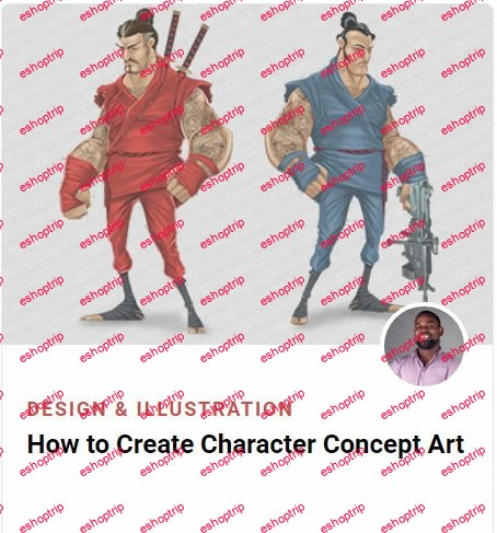 How to Create Character Concept Art