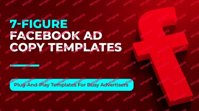 Mark William 7 Figure Facebook Ad Copy Templates 2021