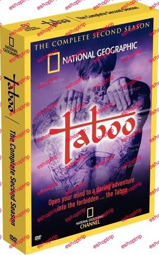 National Geographic Taboo Season 1