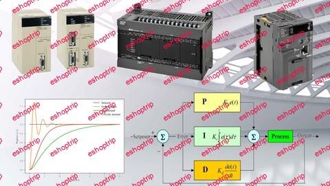 Omron PLC PID Control CX Programmer