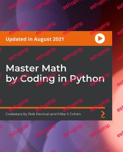 Packt Master Math by Coding in Python