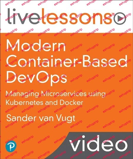 Pearson Modern Container based Devops Managing Microservices Repack