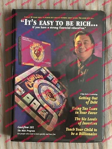 Robert Kiyosaki Its Easy to Be Rich