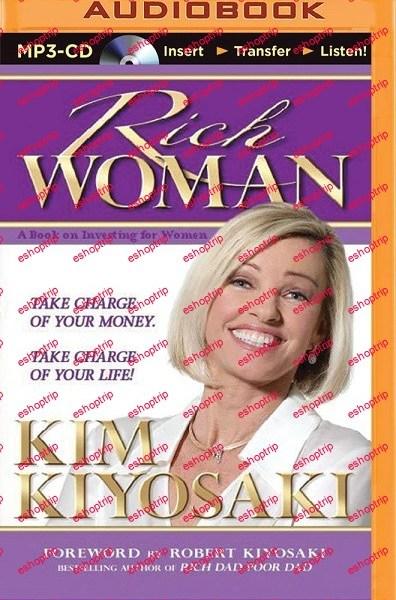 Robert Kiyosaki Kim Kiyosaki Rich Woman