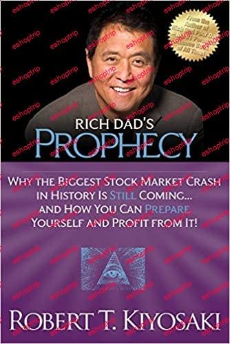 Robert Kiyosaki Rich Dads Prophecy