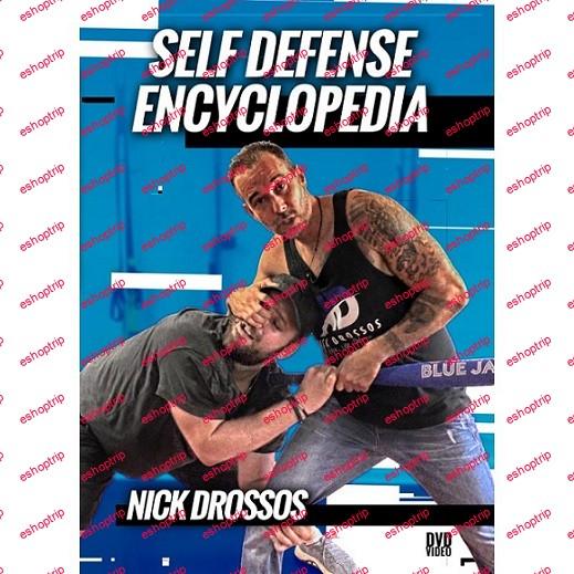 Self Defense Encyclopedia By Nick Drossos