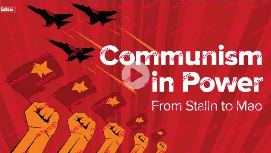 TTC Video Communism in Power From Stalin to Mao