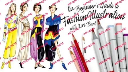 The Beginners Guide to Fashion Illustration