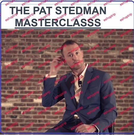 The Pat Stedman Masterclass Course