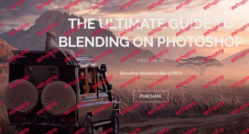 The Ultimate Guide to Blending on Photoshop Vol.1 by Jack Usephot