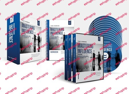 Tony Robbins Mastering Influence Boost Your Influential Power And Exceed Your Sales Goals 2021