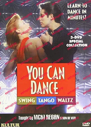 Vicki Regan You Can Dance Tango