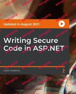 Writing Secure Code in ASP.NET