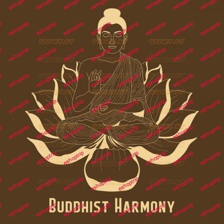 Buddha Music Sanctuary Buddhist Harmony – Tibetan Meditation Sounds for Body and Mind 2021