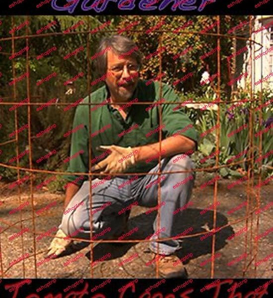 Liberated Gardener Tomato Cages That Last Forever
