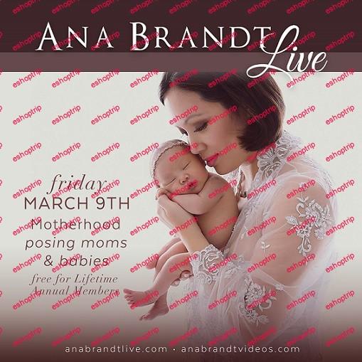 Live Mom Newborn Posing Workshop Ana Brandt