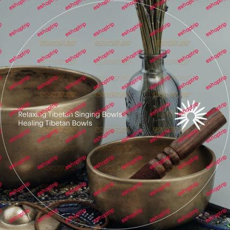 Relaxing Tibetan Singing Bowls Healing Tibetan Bowls 2021