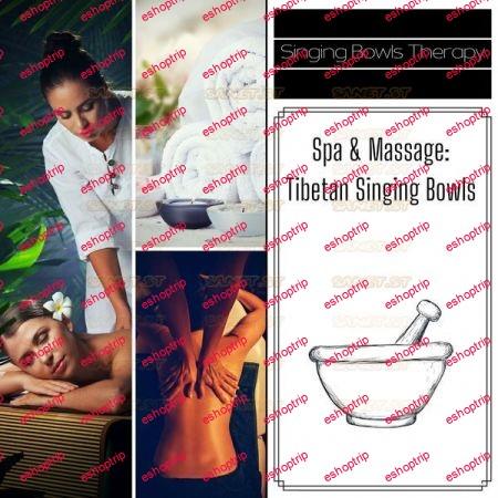 Singing Bowls Therapy Spa Massage Tibetan Singing Bowls 2021