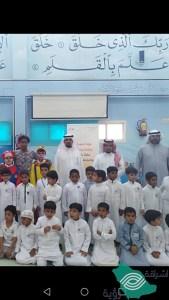 مدرسة إبن الجوزي الإبتدائية تنهي فعاليات العودة للمدارس