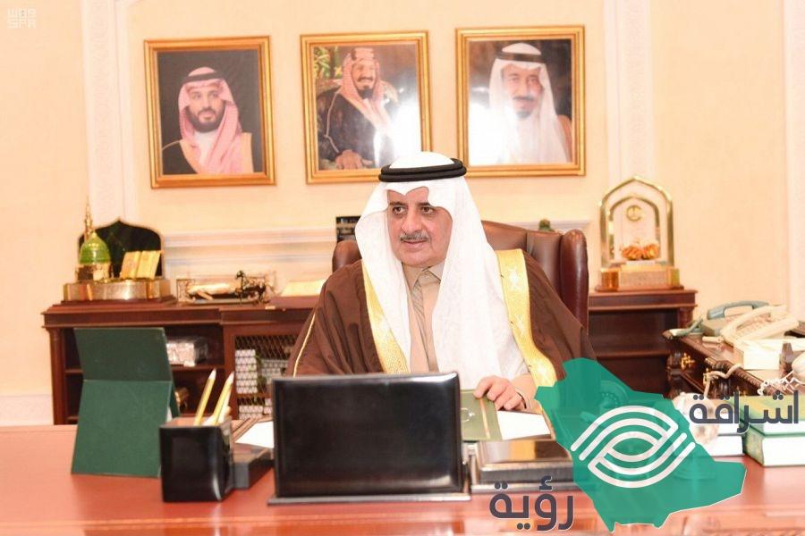أمير تبوك: كل مواطن في المنطقة يشعر بفخر وسعادة بزيارة خادم الحرمين