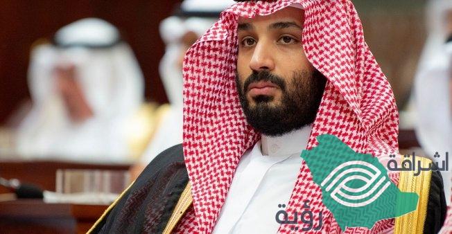 ولي العهد يبعث برقية شكر لملك البحرين
