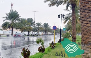 الحصيني: استمرار الأمطار اليوم وليلة الغد على عدد من المناطق.