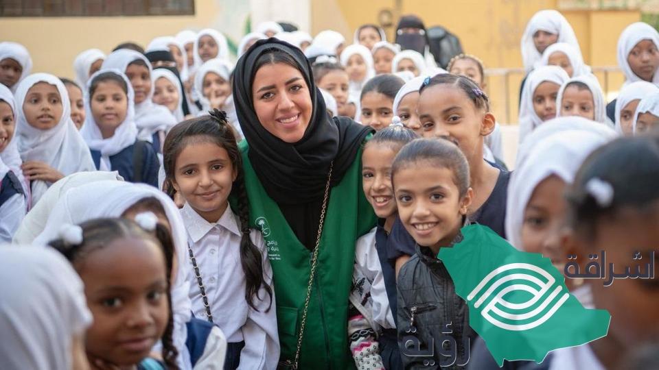 أول فتاة سعودية قامت برحلة إعمار لزيارة اليمن