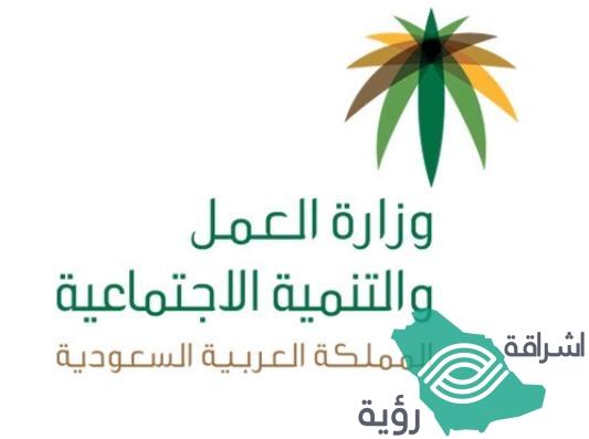 وزارة العمل والتنمية الإجتماعية تطلق حملات تفتشية