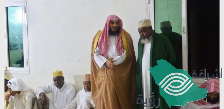 """""""وزارة الشؤون الإسلامية"""" تنفذ برامجها في جزر القمر"""