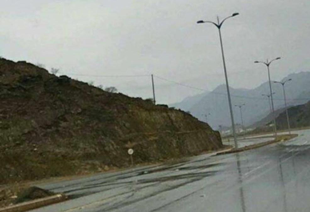 """""""الارصاد"""" أمطار رعدية على منطقة الباحة"""