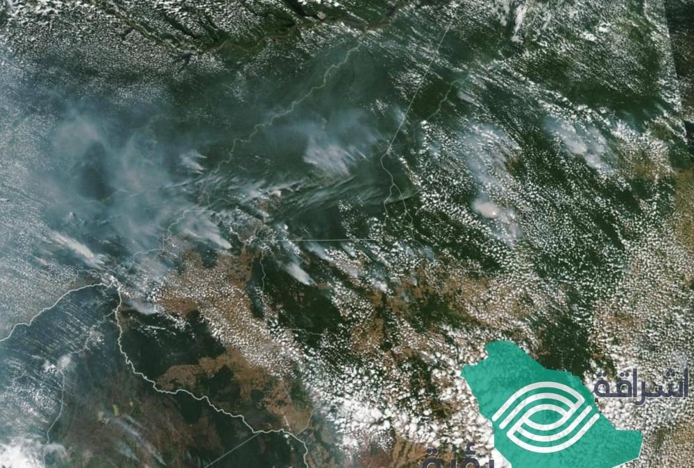 حرائق الأمازون تغرق ساو باولو في الظلام